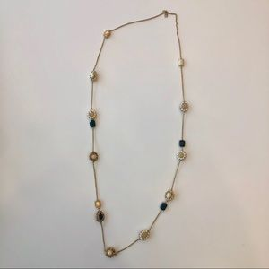 Kate Spade Long Statement Necklace